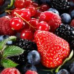Frutti rossi: un ottimo antiossidante