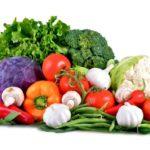 La verdura: cibo buono da mangiare sempre