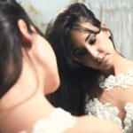 Bella ed in forma il giorno del matrimonio