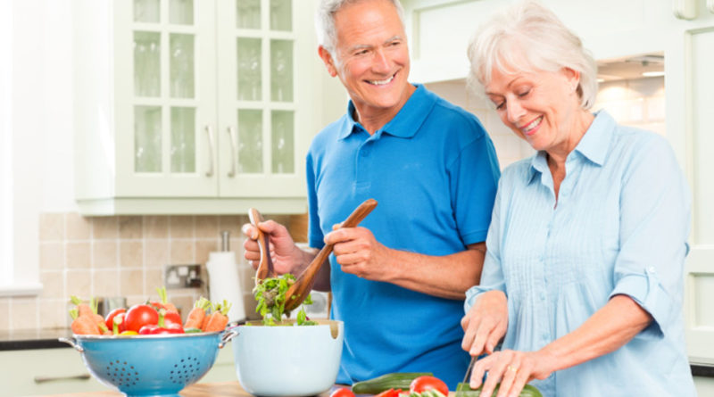 la dieta dei pensionati