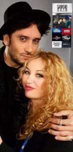 Francesco Favino e Luisa Festa al festival di Sanremo