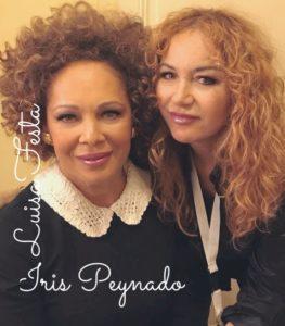 Iris Peynado e Luisa Festa a Sanremo 2018