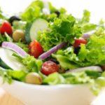 L'insalata: un piatto velocissimo e gustoso