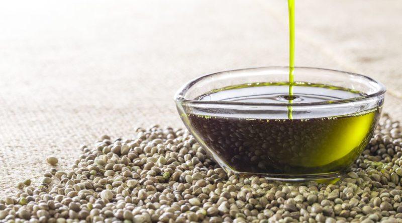 olio di canapa benefici