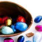 Tutti i segreti delle Uova di Pasqua