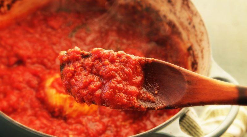 salsa di pomodoro cotta