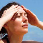 Colpo di sole: cosa fare