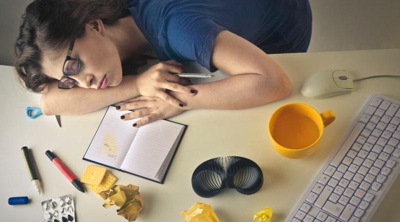 troppe ore di sonno