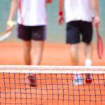 Giocare a tennis è un elisir di lunga vita