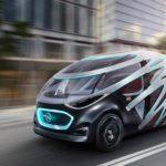 Vision Urbanetic: il presente è la guida autonoma