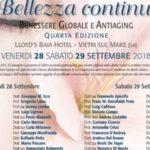 A Vietri sul Mare il 28 e 29 settembre si parla di salute e benessere