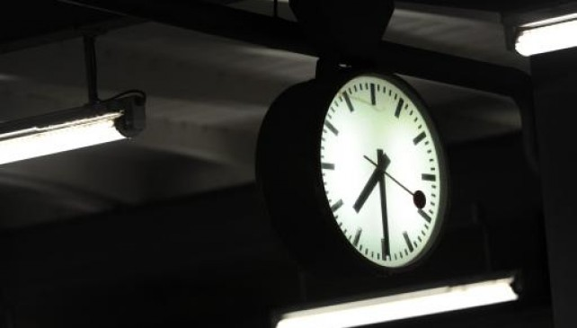 Cambio d'orario