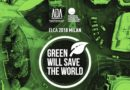 Green will save the world