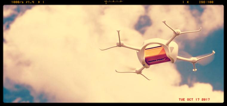 Primo volo sperimentale del drone sanitario