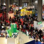 Milano. Bambini e adulti invadono la Fiera del Giocattolo