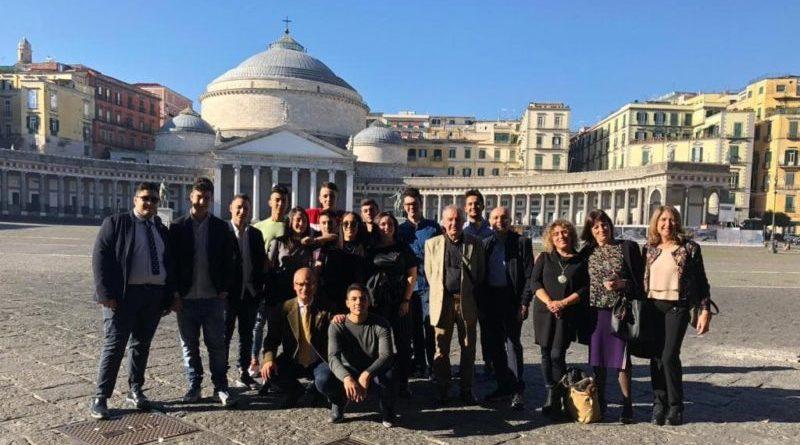 Il robot dell'Iti Monaco Cosenza adotta il Museo Diocesano
