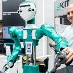 Sistemi robotici nell'assistenza sanitaria: il progetto del Sant'Anna