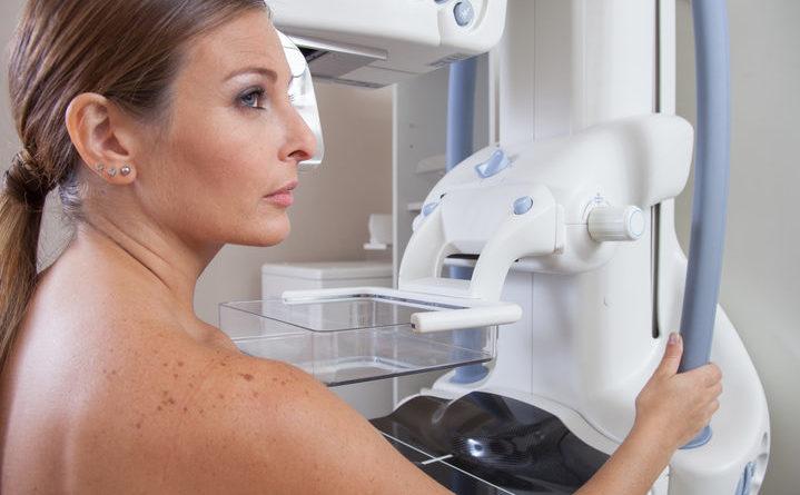 fare la mammografia