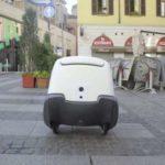 In funzione il robot postino Yape: il veicolo autonomo per le consegne