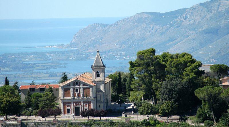 weekend biblico a Lenola Santuario Madonna Colle