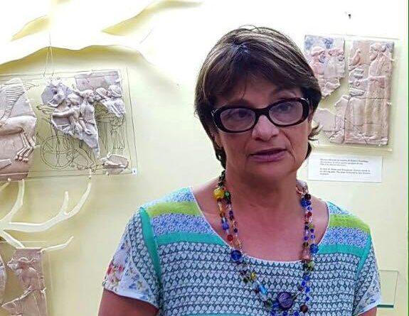 Noi ricordiamo. Rossella Agostino - Direttore museo antica Kaulon