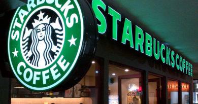Starbucks a Roma