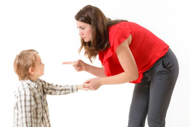 limiti e regole per i bambini