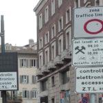 Varchi elettronici Ztl Roma: scattano modifiche al Tridente