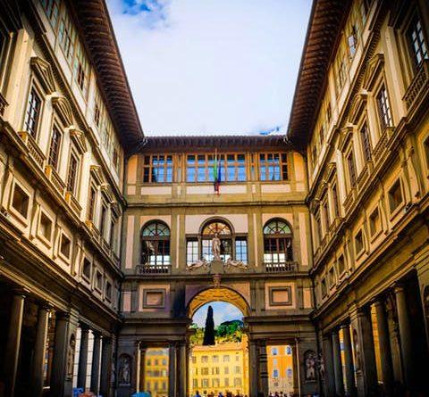 Boom per musei e siti archeologici statali Galleria degli Uffizi