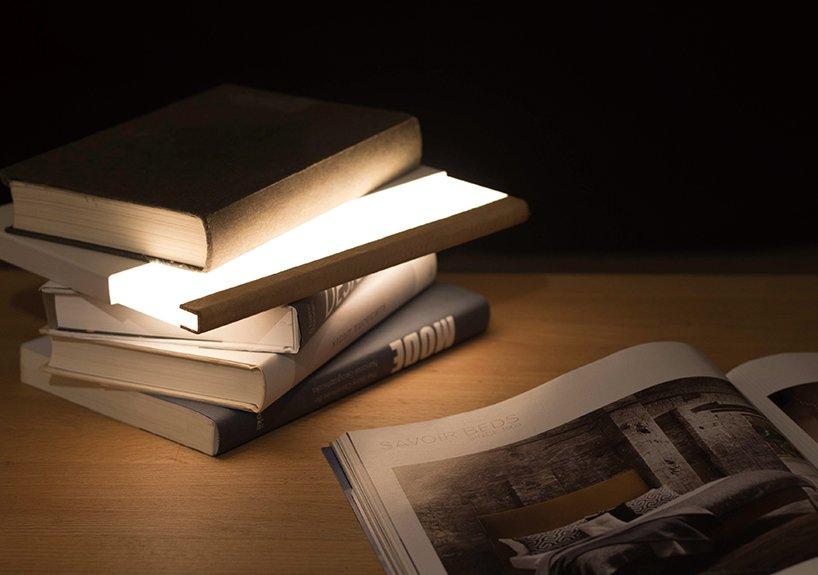 NightBook Lampada per leggere a letto