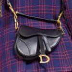 Intramontabile Saddle bag di Dior