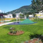 Un'area verde per Campotrentino a Trento