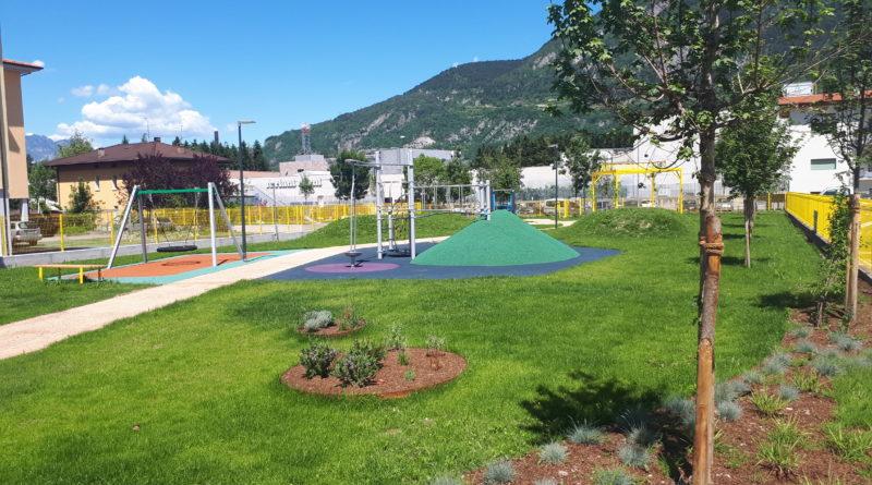 Un'area verde per Campotrentino