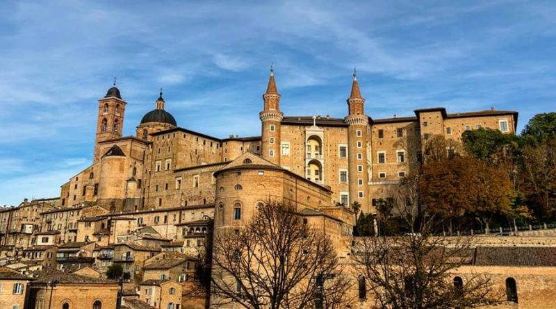 Urbino città aperta