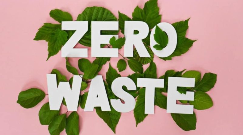 Zero-waste movement