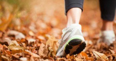 Chi cammina a passo spedito vive più a lungo