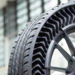 Lo pneumatico senz'aria che non buca mai prodotto da Michelin