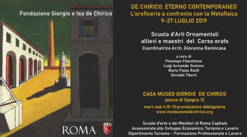 De Chirico Roma