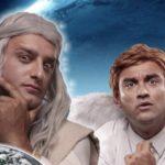 """Pablo & Pedro: """"Il Signore e l'Arcangelo"""" alle Terrazze Teatro con """"Se Io Vuole""""."""