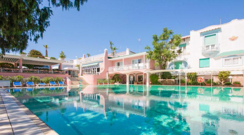 Ischia Hotel Continental Terme