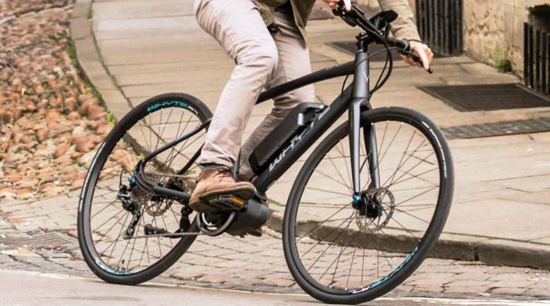 Anche ciclisti esperti usano biciclette elettriche