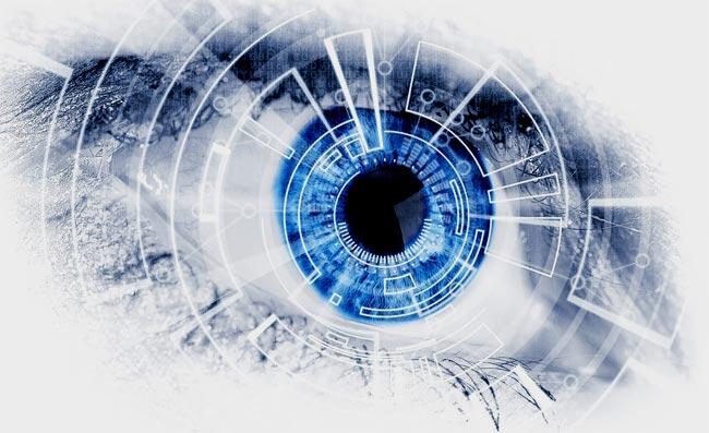 Occhio bionico