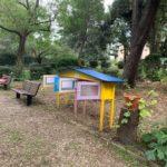 LibriDiPinti: la libreria fiorentina in giardino