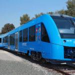 Treni con tecnologie a idrogeno sempre più diffusi