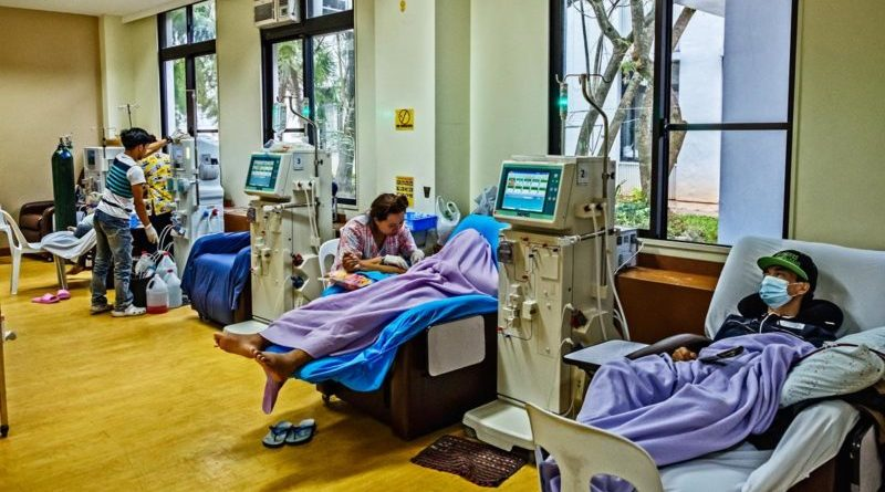 Pazienti al centro