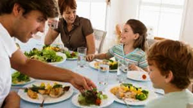 La salute inizia a tavola