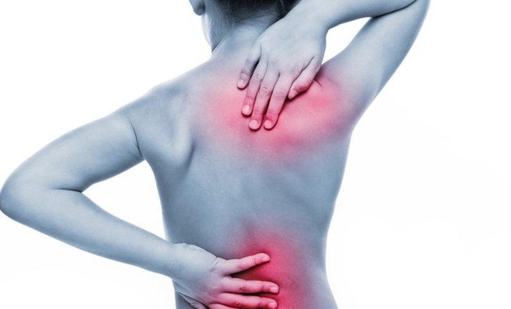 Mal di schiena e dolori dorsali