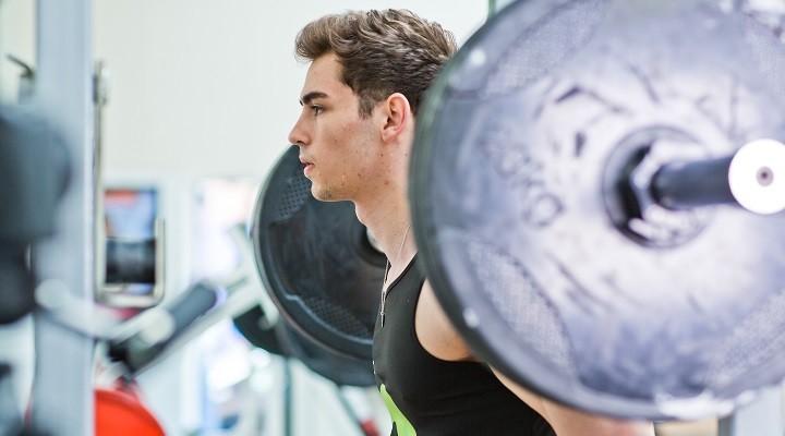 Consumo di prodotti per il fitness