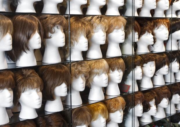 Banche delle parrucche