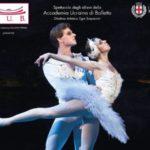 Gli allievi dell'Accademia Ucraina di Balletto in scena al Teatro Arcimboldi di Milano